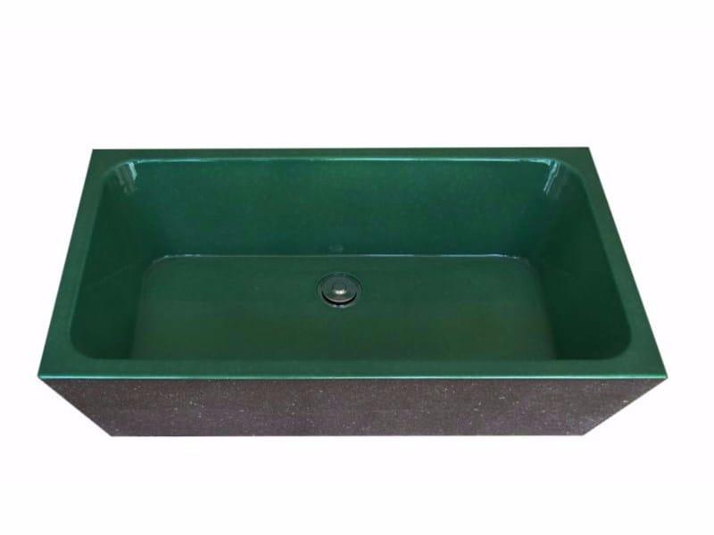 Glazed lava washbasin 7513 | Washbasin - Sgarlata Emanuele & C.
