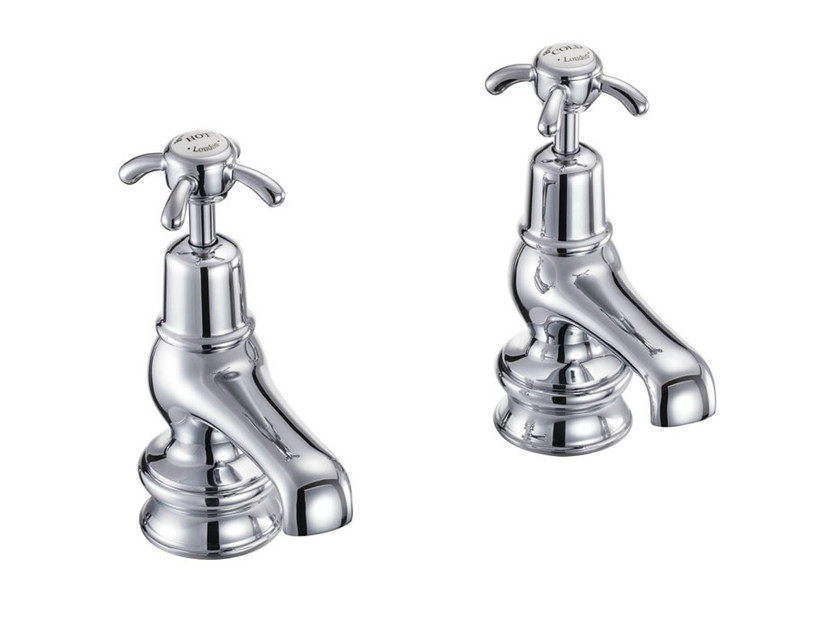 2 hole countertop chromed brass washbasin tap ANGLESEY REGENT | Washbasin tap - Polo