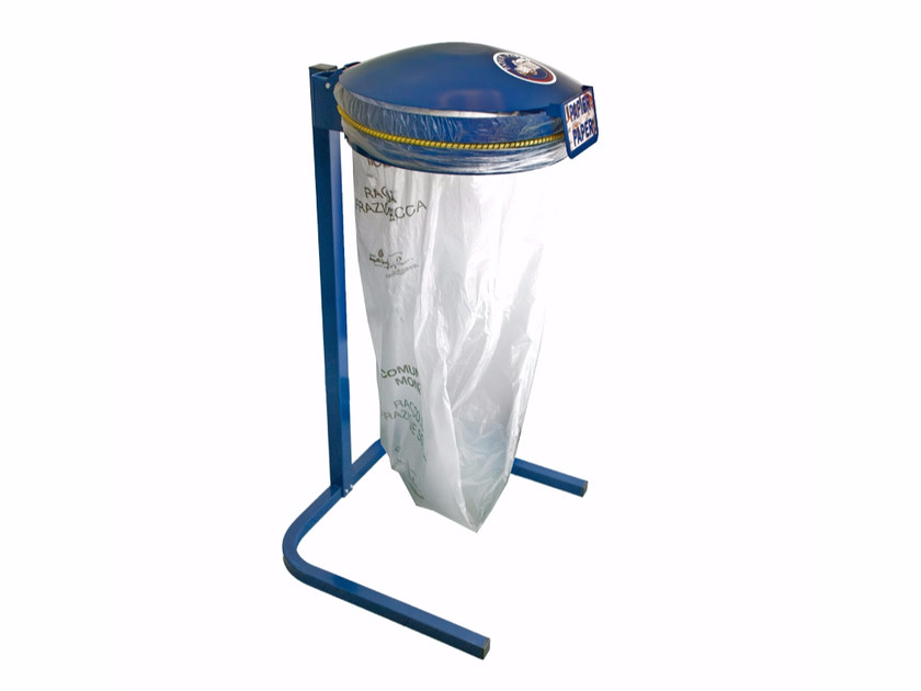 Waste bin for waste sorting SECURBIN by LAB23