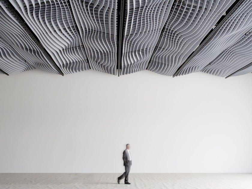 Basotect® hanging acoustical panels WAVE Design Acoustic Absorber - Wave Design Solutions