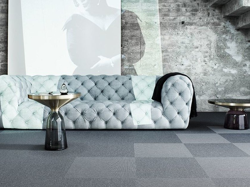 Carpet tiles WEB UNI 400 by OBJECT CARPET GmbH