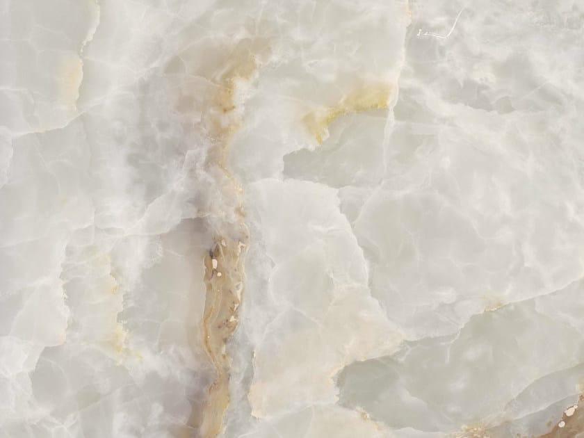 Pavimento/rivestimento in gres porcellanato WHITE ONYX - GranitiFiandre
