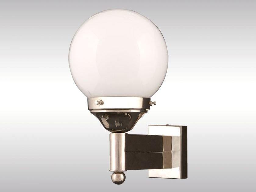 Classic style wall lamp WIA3 - Woka Lamps Vienna