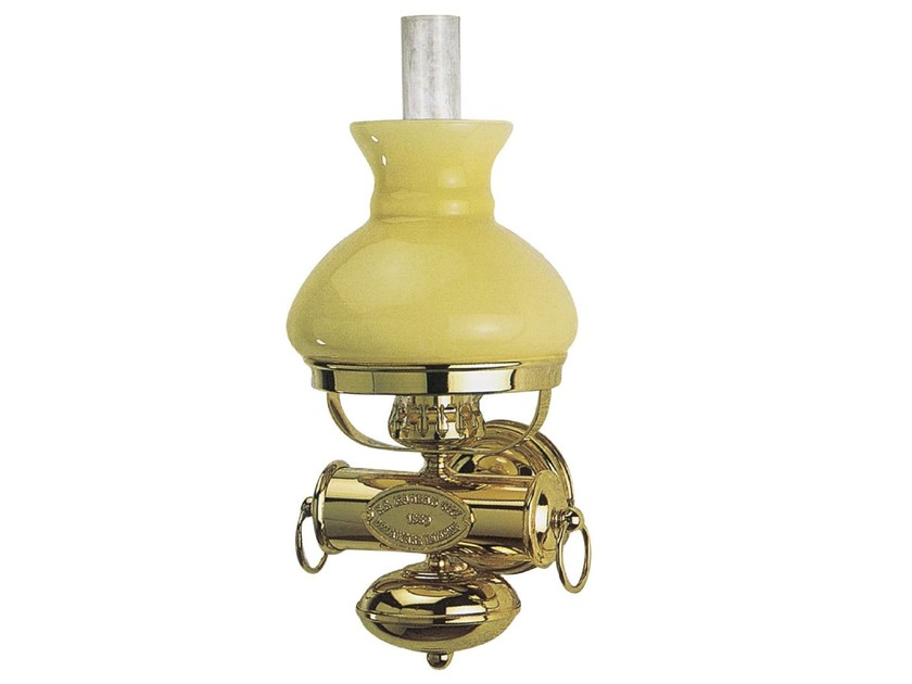 Indirect light wall light WICHITA | Brass wall light - Caroti