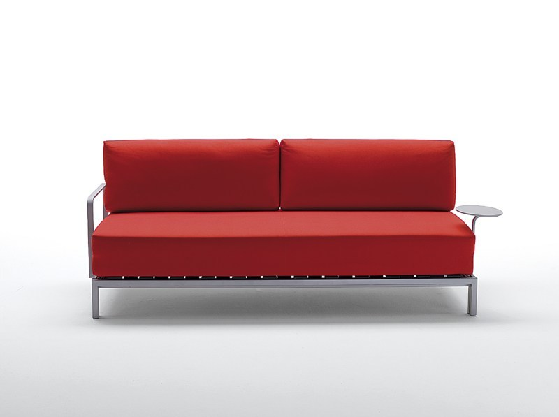 Sofa bed with removable cover WILLY SIDE - Milano Bedding