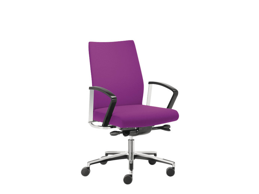 Ergonomic swivel task chair WIN-S SLIM | Swivel task chair by Sesta