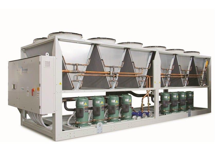 Water refrigeration unit WinPOWER SE - TCAEY 6670÷8860 - Rhoss