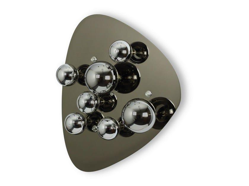 Metal wall light WLG1000 | Wall lamp - Hind Rabii