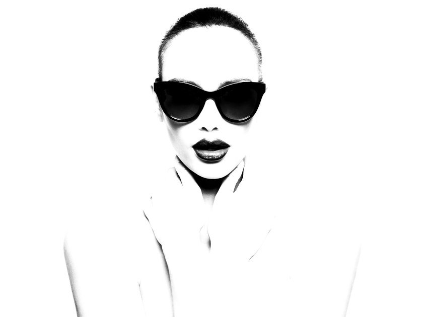 Photographic print WOMAN IN WHITE - FINE ART PHOTOGRAPHY by 99 Limited Editions