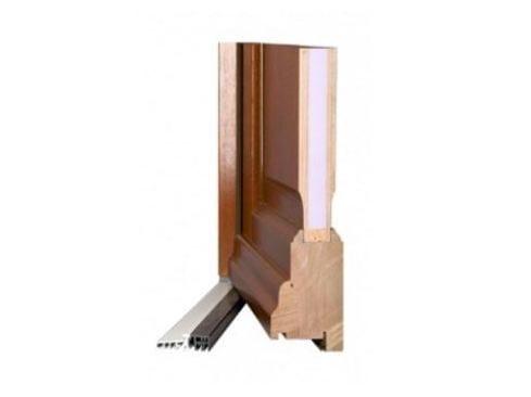 Wooden entry door Wooden entry door by EKO-OKNA