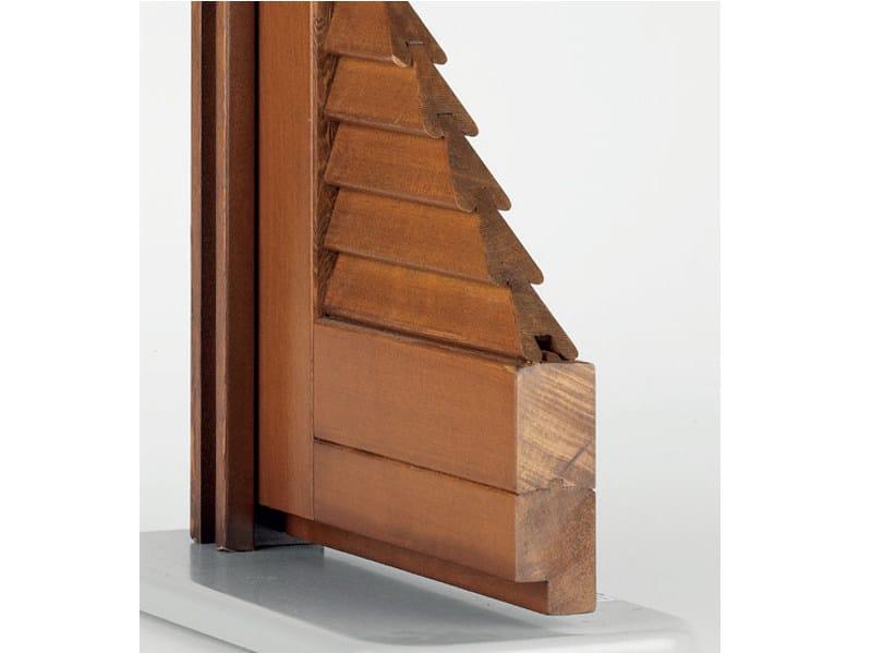 Shutter Wooden shutter - Pail Serramenti