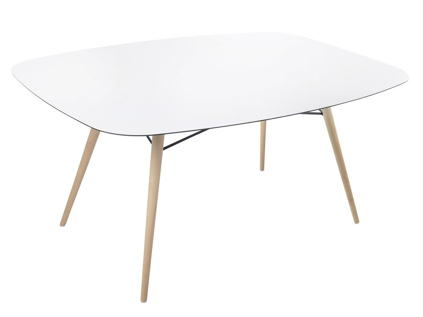 Rectangular dining table WOX | Rectangular table by Papatya