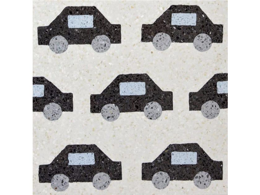 Marble grit wall/floor tiles WROOM - Mipa