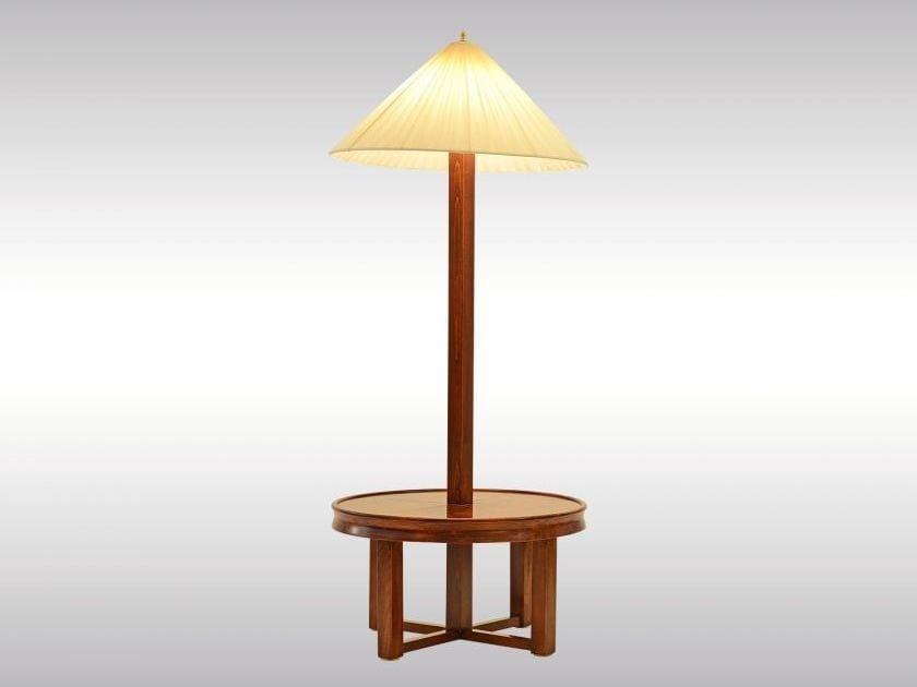 Classic style floor lamp WW-19 - Woka Lamps Vienna