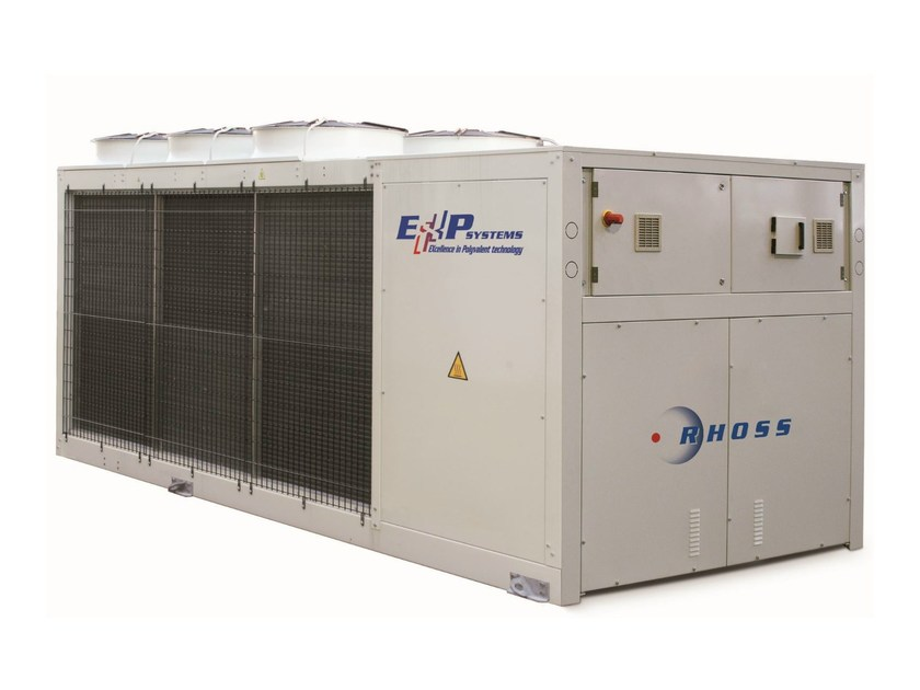 AIr refrigeration unit Y-Pack EXP - TXAEY 280÷4320 - Rhoss