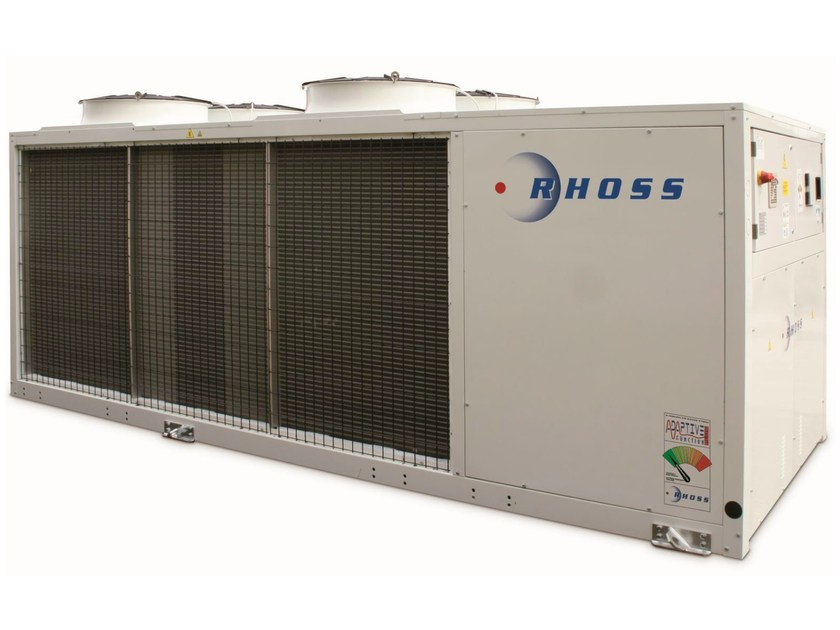 Water refrigeration unit Y-Pack FREECOOLING TFAEY-TGAEY 4160÷4320 - Rhoss