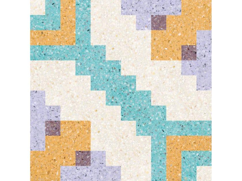 Marble grit wall/floor tiles YABUCOA - Mipa