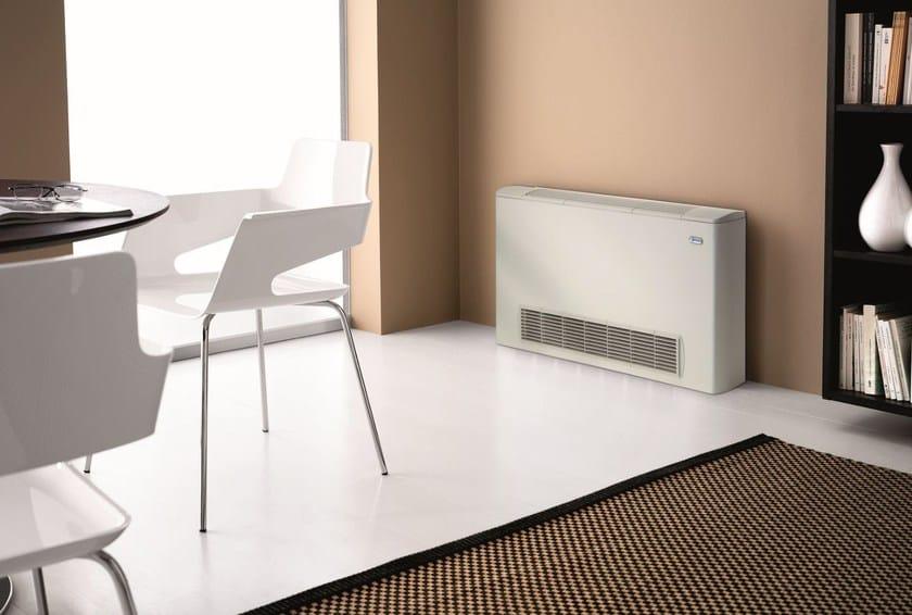 Ventilconvettori con mantello yardy ev3 rhoss for Finestre velux condensa