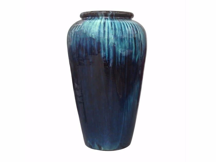 Vaso in ceramica YIXING JARDIN - JARRE - Compagnie Française de l'Orient et de la Chine