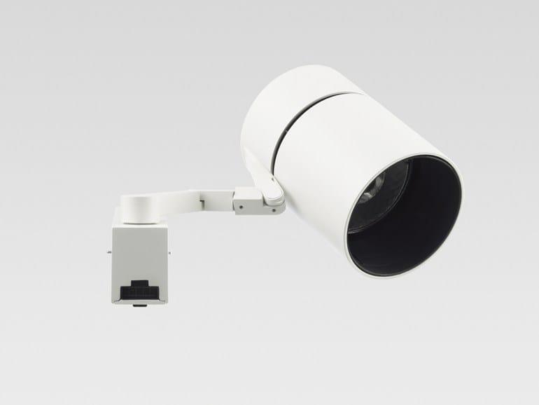 Moving Head light projector YORI CHANNEL ARM Ø95 - Reggiani Illuminazione