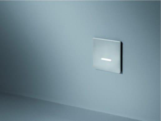 LED aluminium foot- and walkover light YORKA C - BEL-LIGHTING