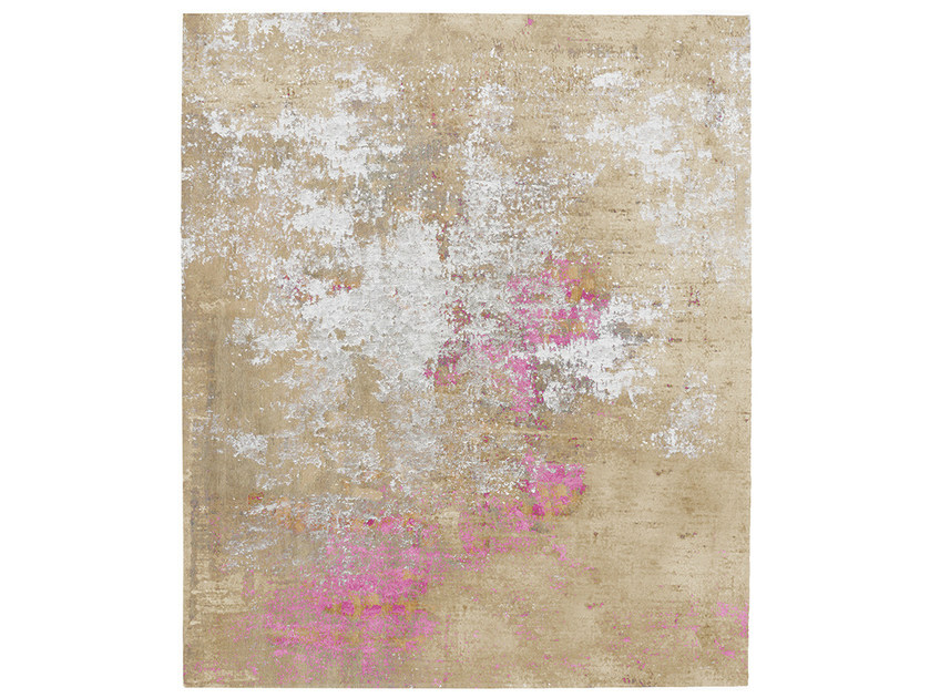 Handmade rug YXNANAS DIAMOND DUST - HENZEL STUDIO