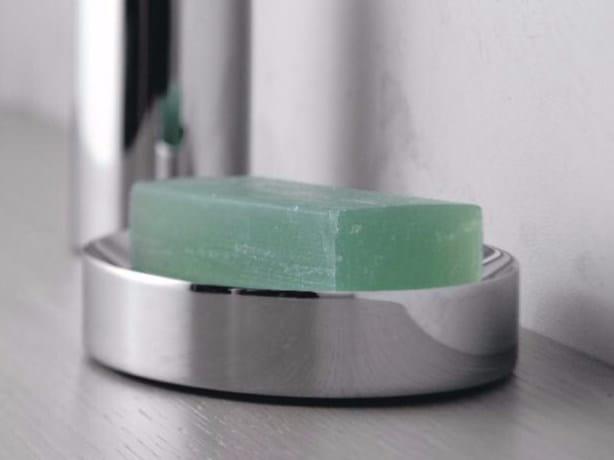 Countertop soap dish Z-POINT | Soap dish - ZAZZERI