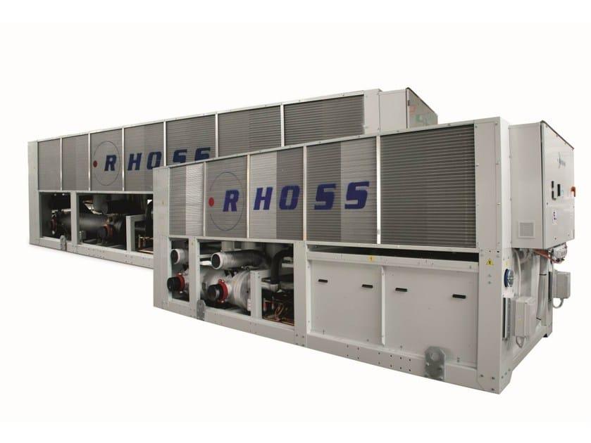 AIr refrigeration unit Z-Power EXP TXAVZ - 2420÷2700 - Rhoss