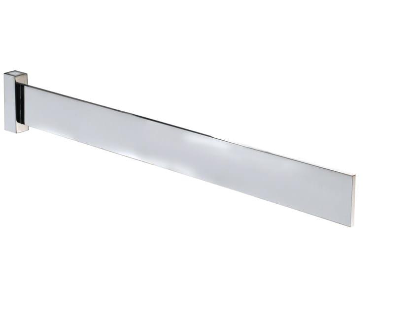 Porta asciugamani a barra in ottone cromato ESSENZA | Porta asciugamani - LINEAG