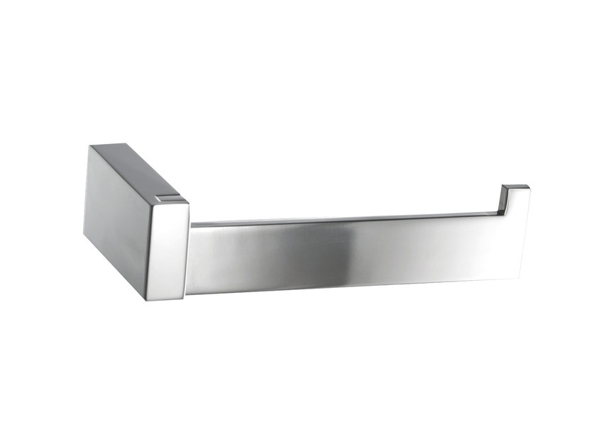 Chromed brass toilet roll holder ESSENZA | Toilet roll holder - LINEAG