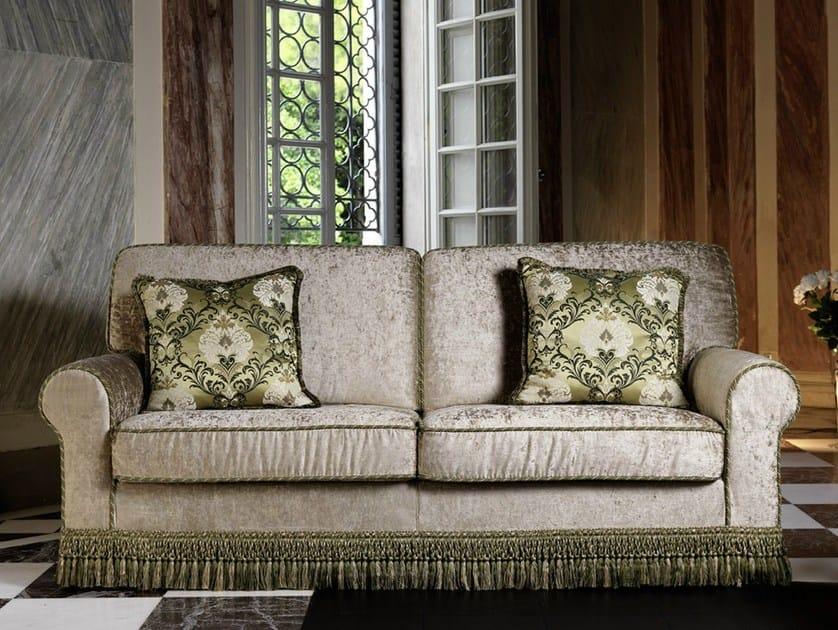 Fabric sofa ZANTE | Classic style sofa by Domingo Salotti