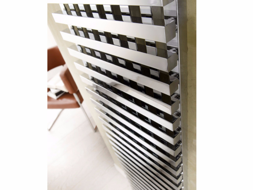Modular wall-mounted decorative radiator ZANZIBAR | Wall-mounted decorative radiator by Hotwave