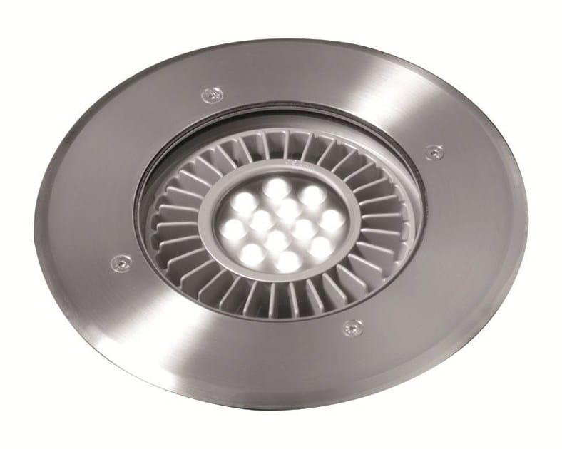 LED aluminium Built-in lighting ZAXOR HP LED - BEL-LIGHTING
