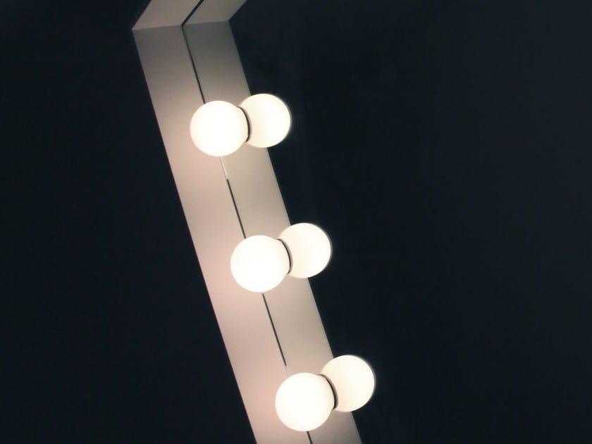 LED wall lamp ZBOWL MINI - Brillamenti by Hi Project