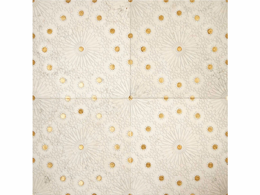 Indoor stone wall tiles ORIENTAL ECHOES - ZELLIGE - Lithos Mosaico Italia - Lithos