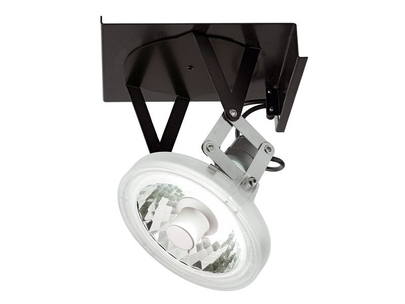 Recessed adjustable spotlight ZEN | Spotlight - Fabbian