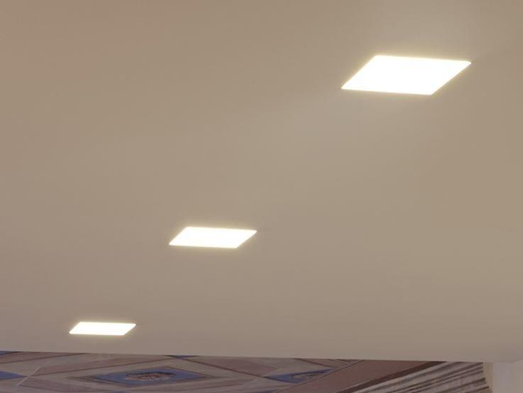 Recessed spotlight for false ceiling ZEN | Spotlight - Fabbian