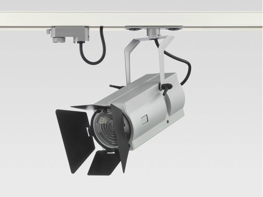 Adjustable Track-Light ZEROZEROUNO - Reggiani Illuminazione
