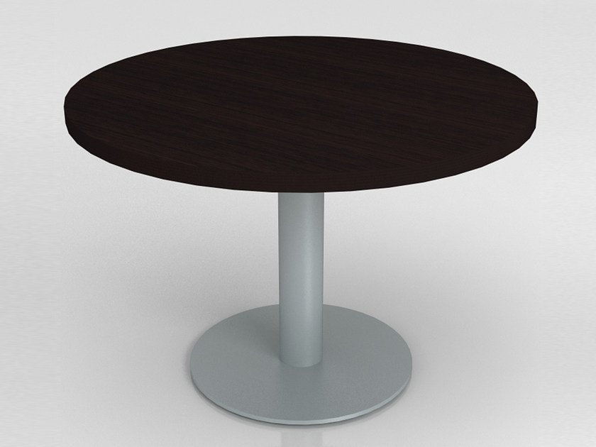 Round meeting table ZETA | Meeting table by NARBUTAS