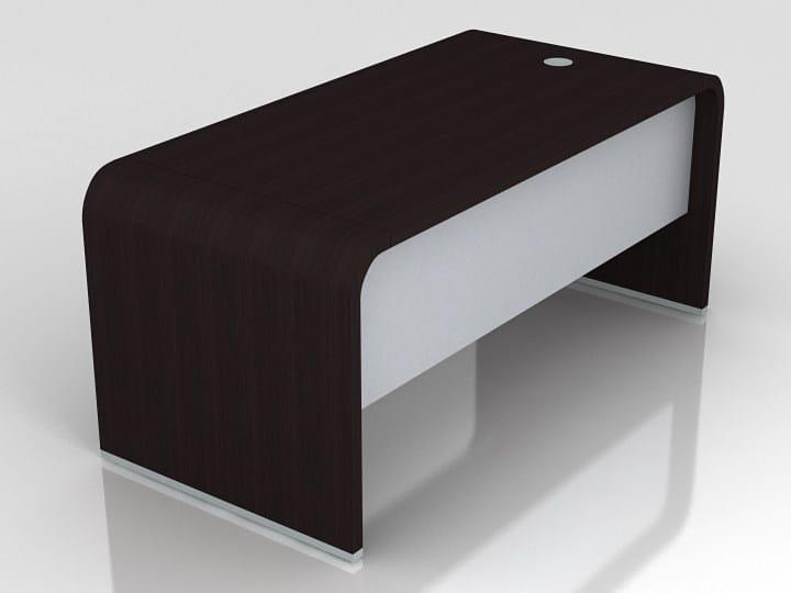 Sectional executive desk ZETA | Executive desk by NARBUTAS