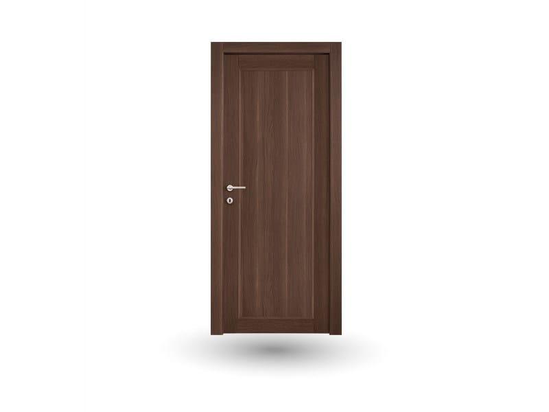 Hinged wooden door ZEUS Z209 RUBINO by GD DORIGO