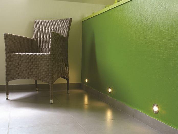 LED direct light metal foot- and walkover light ZIKO - BEL-LIGHTING