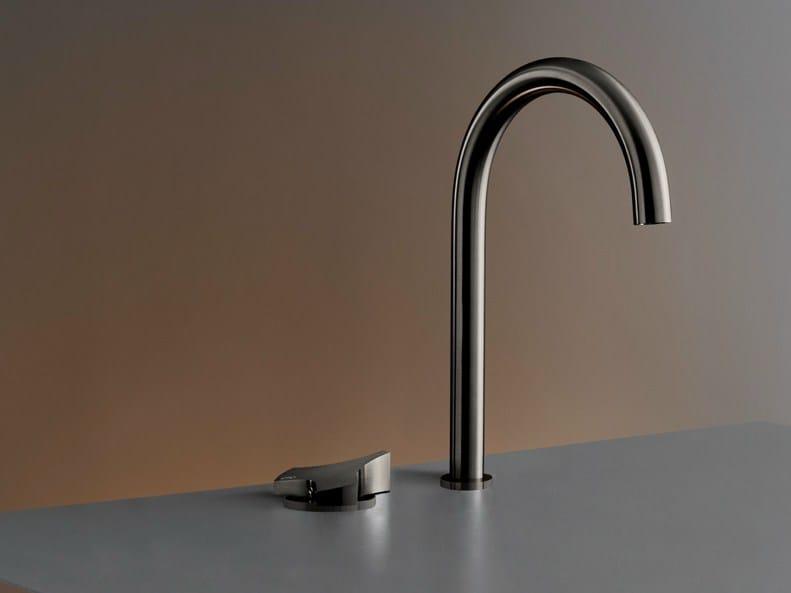 2 hole hydroprogressive washbasin mixer ZIQ 34 - Ceadesign S.r.l. s.u.