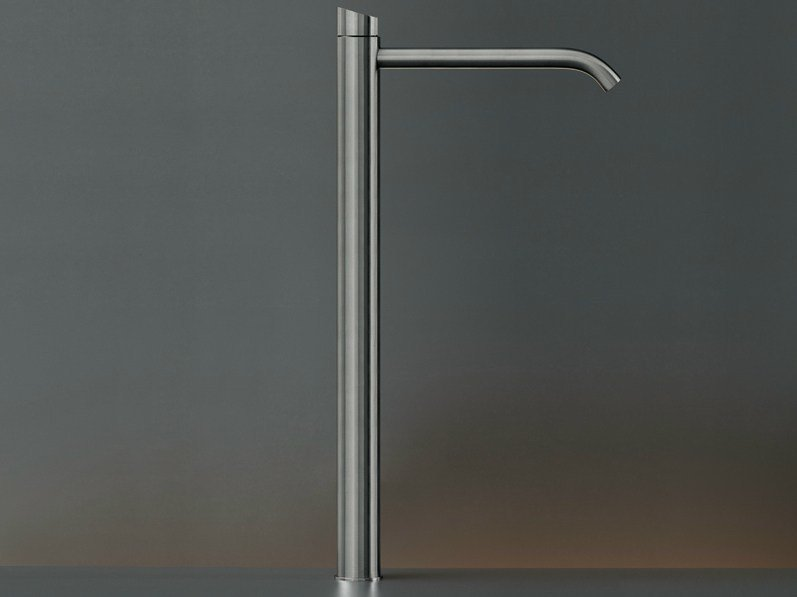 Hydroprogressive 1 hole washbasin mixer ZIQ 70 by Ceadesign