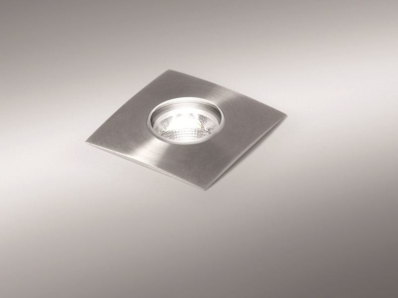 LED stainless steel foot- and walkover light ZONA S / ZONA R - BEL-LIGHTING