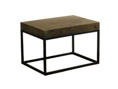 - Low rectangular Suar wood coffee table MOBILIER D'INDONÉSIE | Suar wood coffee table - Compagnie Française de l'Orient et de la Chine