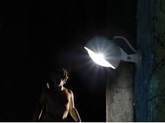 - LED polycarbonate wall lamp KIT-03 QUID 110 - Lombardo