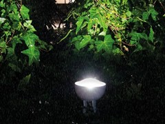 - LED polycarbonate Floor lamp KIT-07 QUID 110 - Lombardo