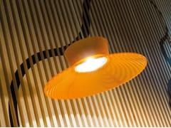 - LED polycarbonate pendant lamp KIT-27 QUID 160 - Lombardo