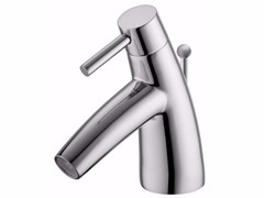 - Countertop single handle 1 hole chromed brass washbasin mixer TAI CHI | 1 hole washbasin mixer - JUSTIME
